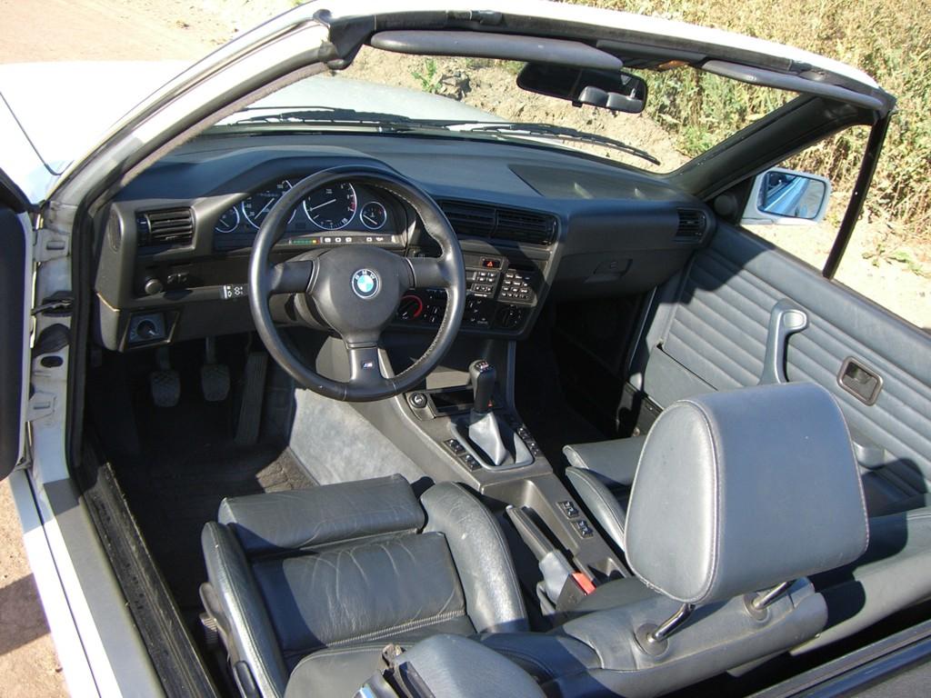 e30 325i cabrio m technik 2 alpinweiss ii 3er bmw e30. Black Bedroom Furniture Sets. Home Design Ideas